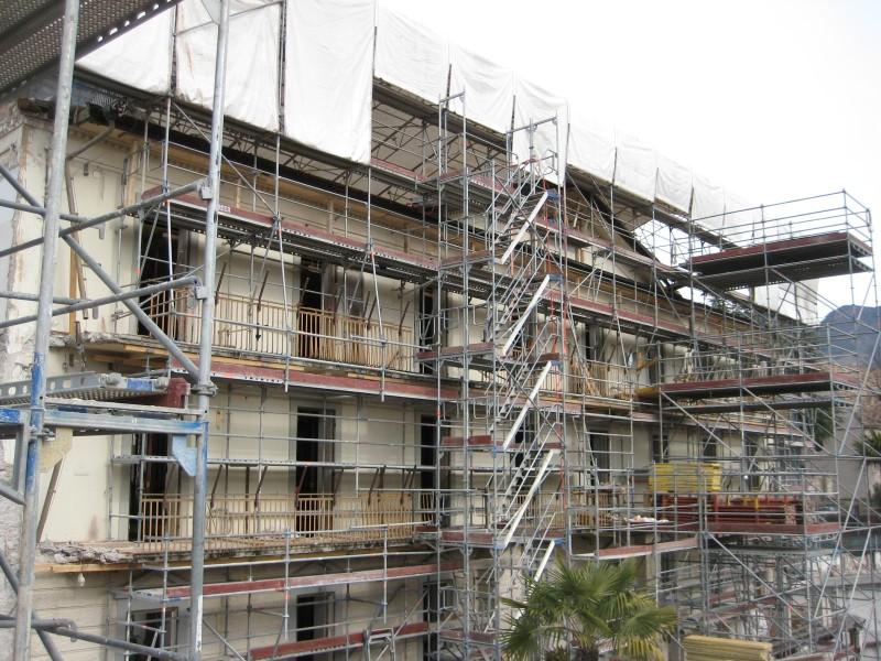 Pps group grieserhof a bolzano nuova costruzione di una casa di riposo con alloggi annessi - Costruzione di una casa ...